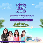 Your Skincare Buddy For Travelling! Try And Win The Beauty Camp In Lombok