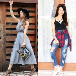 The MOST Stylish OOTD From Clozette Ambassadors