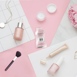 Pond's BB Magic Powder Kini Hadir Di Indonesia