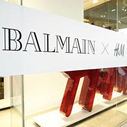 Balmain X H&M Hadir Di Indonesia