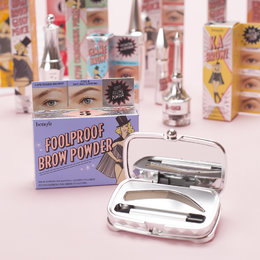 Benefit Foolproof Brow Powder: The New Way To Get Natural Eyebrows