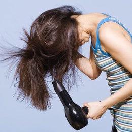 Meminimalisir Rambut Rusak Akibat Hair Dryer