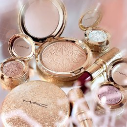 Glow Up This Holiday Season With MAC Snowball