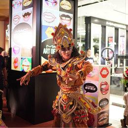 Tampil Cantik Di Pulau Wisata, MAC Cosmetics Hadir Di Bali