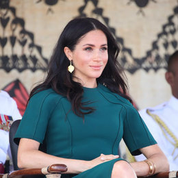 Meghan Markle Stuns Royal Tour