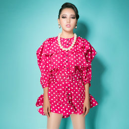 Fashion Trend: How to Wear Polkadot