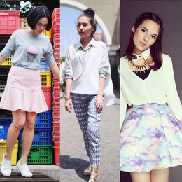 5 Inspirations For OOTD of Indonesian Celebs