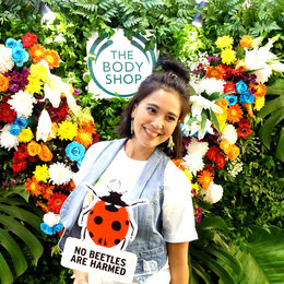 The Body Shop Merayakan Hari Vegetarian Sedunia
