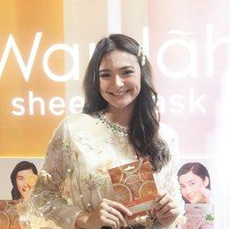 Sheet Mask Halal Pertama Di Indonesia