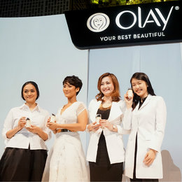 Perfect Picture With Olay