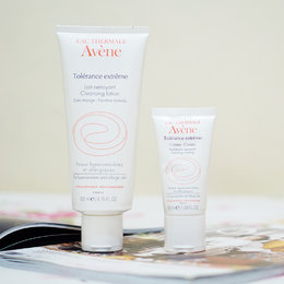 Review Avene Tolerance Extreme Untuk Hypersensitive Skin