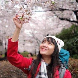 Pretty Blushing Skin Like Fresh Blooming Sakura