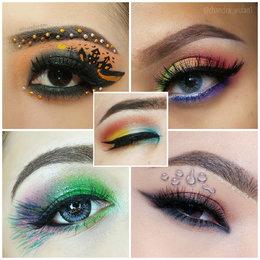 5 Eye Makeup Inspirations