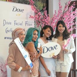 Dove Facial Foam : Facial Foam Pilihan Para  Influencers Untuk Wajah Selembut Mochi