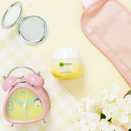 YukCoba.in Garnier Light Complete Night Yoghurt Sleeping Mask