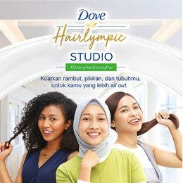 Hairlympic For Stronger Hair
