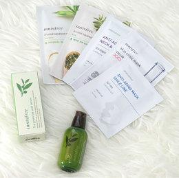 Innisfree: The Green Tea Seed Serum