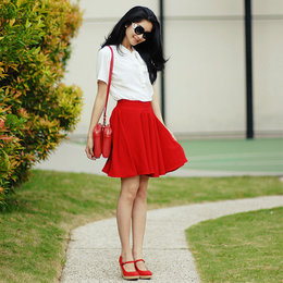 5 Ways To Channel Red & White For HUT RI-70