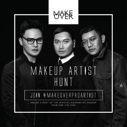 Make Up Artist Hunt 2017 With Make Over