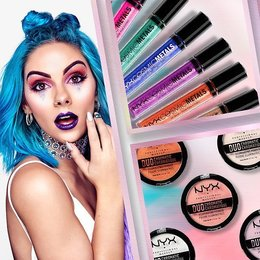 NYX Professional Makeup Now Available On Sephora Mobile App!