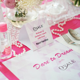 Inspirational Exclusive Lunch With Ovale