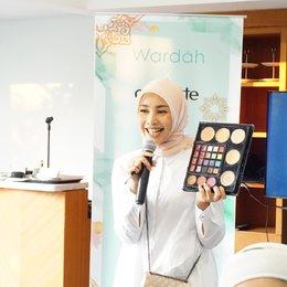 Belajar Makeup Idul Fitri Bersama Wardah & Irna Dewi
