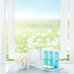 Empat Rangkaian Wardah Shampoo Dengan Keharuman Tahan Lama