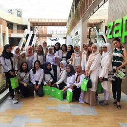 ZAP Gathering With Makassar Beauty Enthusiast
