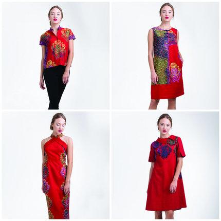 Tampil Menarik Saat CNY Dengan ALLEIRA Batik  f462f64f88