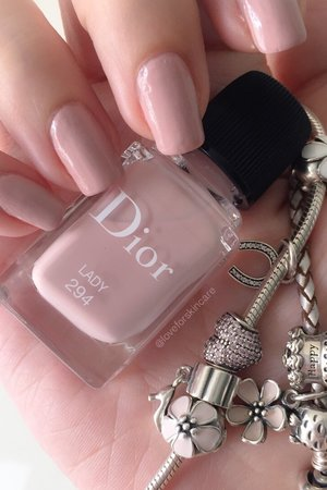 Lady 294 from Dior Spring 2015 Kingdom of Colours Collection.