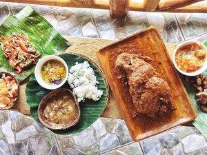LUNCH TIME 😍 Kay Sarap ng pagkain sa Minalungao National Park! Bakit kaya ang sarap ng mga pagkain sa Norte? 😊😅😌 #lakbaynorte #nlextravel