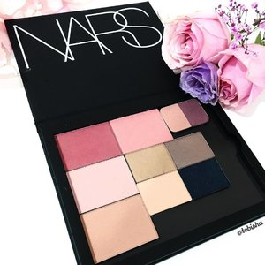 Say HI 👋🏻 to my NARS Pro Palette! Only available at SG NARS flagship store (Taka, Ngee Ann City, B1-53)! Mix and match the the blusher / eyeshadow shades that we love and place it all in the pro palette 😉 Check out their #NARSsg Flagship store now and start customising your Pro Palette! 👍🏻 #nars #narsissist #propalette #narspropalette #makeup #blusher #eyeshadow #beauty #clozette @narsissist
