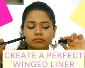 New Video awaits you at 6pm🕕, today!! How to create the Perfect Winged Liner? Stay tuned🎥  Blog post💻will be up on theleiav.blogspot.sg  #singaporeyoutuber #beautycreator #contentcreator #youtuber #beautyblogger #indianyoutuber #beautyvlogger #singaporebeautyblog #fashion #beauty #clozette #theleiav #blogger #theperfectwing #wingedeyelinertutorial