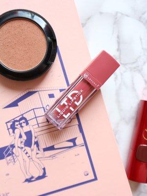 Makeup in Manila: Ever Bilena Advance LTD Liquid Lipstick in Cashmere Blush Review and Swatch