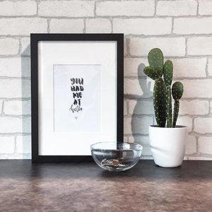 HELLO x #clozette #calligraphy #calligraphypractice #moderncalligraphy #calligraphysg #typography #lettering #handlettered #handlettering #handletter #typographie #brushcalligraphy #handwritten #typematters #brushlettering #typelove #igers #igsg #thedailytype #artoftype #igersingapore #vscosg #vscocamsg #typespire #handletteredabcs  #igers #igersingapore #igsg #clozette