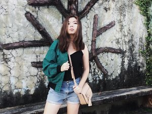 Here's to never growing up!💚✨ New look on www.projectfashioncam.blogspot.com | 📷: @ayzabella...#vscocam #vsco #vscogood #vscoph #vscophile #fashionstyle #fashiondiaries #fashiongram #clozette #clozetter #bloggerbabes #bloggersofthephilippines #bloggerph #fblogger #bloggerph #styleblogger #trend #ootd #ootdph #ootdmagazine #pilipinasootd #photooftheday #instagood #grammersph