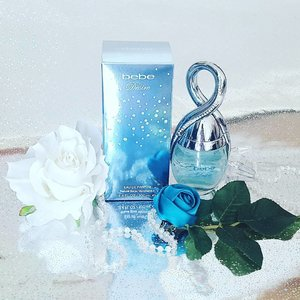 """Oh dreams and desires, they belong to me..."" Chase those #mondayblues away with Bebe Desire - a floral woody musky fragrance for the ladies launched in 2013. A little #aquatic to me. Fresh lemon and sweet wild berries, a dash of #violet and delicate #peony at the #heart. Base is made up of  #sandalwood, #amber and #musks... #perfume #perfumejunkie #perfumeaddict #igsg #igsgbeauty #fragrance #fragranceaddict #fragranceblogger #edp #desire #blue #clozetteco #clozette"