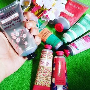 ❤ @loccitane handcream is something i can't do without, irreplacable. #loccitaneskincare #loccitanehandcream #loccitanesg #clozettesg #clozettedaily #clozette #sgbeautyhaul #sgbeautyblog
