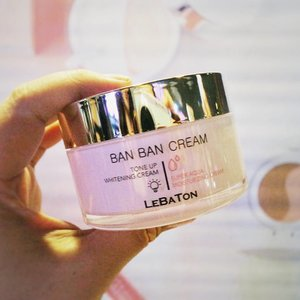 First saw the Ban Ban Cream at the @yeppunonieph event last January, and I am having a major lemming for it! I have been wanting to amp up my skincare game and I am definitely going to get myself a tub, along with their super cool-looking double cleanser! 😉 #yeppunonieph