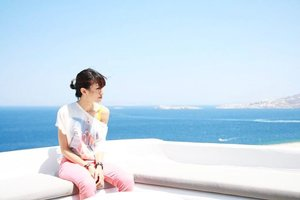 2012 - Mykonos, Greece.#flashbackfriday #nofilter..#kouros #mykonos #greece #denim #fbf #flashback #clozette #travel #lifewelltravelled #globetrotter #divagoestogreece #ootd #latergram #summer #love #instatravel #divagoestravelling #divainmetravel #2012 #throwback #clearbluesky #mood #fridaymood