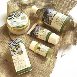 If you like #naturalskincare, @bottegaverdesg has just released its new #oliveoil-based #skincare range for fri and mature skin! Includes a #bodybutter, #showergel, #handcream and #facialoil! #beauty #Clozette
