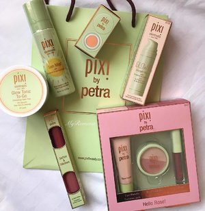 @pixibeauty haul I was well taken care of by T who was so lovely! Thanks T 😘 Hope to catch up in a few months with the lovely @pixibeautyuk ladies!  cc: @emiira_ @amandabellmakeup . . .  #MyRomana #MyRomanaWinter2016 #pixibeauty #clozette #skincare