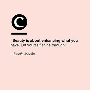 Forget about those Monday blues and let your personality and beauty shine bright today. Have an inspiring day, loves!  Don't forget to visit www.clozette.co for all things fashion and beauty! #Clozette #ClozetteQuotes #QuoteOfTheDay