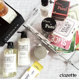Who's ready for MORE new brands at @sephorasg? Gear up for Korean brands @Kocostar, @myBlithe and @Caolion_cosmetics in February; Japanese botanical hair brand @Botanist_official in March; plus, @Supergoop is finally available in stores! #Clozette #ClozetteSHOTS #SephoraSG