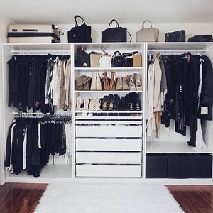 """Ready to create your dream wardrobe? Then visit #ClozetteINSIDER for our tips on how you can work your way towards your first fashion investment.  Read """"How To Save Up For Your First Big Fashion Investment"""" on www.clozette.co/insider (link in bio)! // 📷 @nagam_z"""