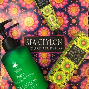 Delighted to see Spa Ceylon store in KLIA. I love the invigorating scent of lemongrass and this brand does it so well in their body lotion and hand cream. I know there is an outlet in Wisma Atria but don't like lugging toiletries while navigating human traffic in Orchard road . #spaceylonmalaysia #clozette #spaceylonsg