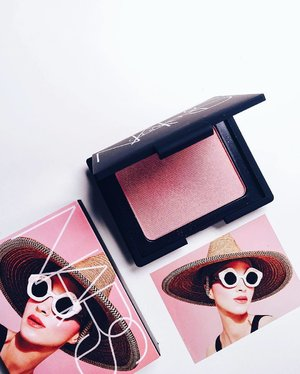 ~~that moment when you realized why this is such a huge thing for @narsissist, one of the most natural finished blusher and your 💓 skip a beat because of its name **blushing** 😜😍😘~~ limited edition orgasm blush here. #clubinstagram #instagood #instamood #lifestyleblogger #bblogger #lifestyle #beauty #cosmetics #narscosmetics #narsmalaysia #makeup #blusher #limitededition #orgasm #summerlove #vsco #vscocam #vscodiary #stilllife #iphonography #thatsdarling #flashesofdelight #thehappynow #love #clozette