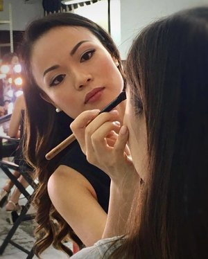 "#Throwback to the collaboration video/photoshoot with celebrity MUA Hitomi Natori for HerWorld magazine! My model Maria is one of the contestants in the upcoming series ""The One"" Asia. I decided to do a defined, sophisticated makeup on myself with my favorite @ardell_lashes in #demiwispies! - @ilovevanitee @herworldsingapore @6productions #theoneasia #vanitee #makeupartist #makeup #transformation #daytimeglam #mua #sgmua #muasg #valentinesdaymakeup #sgblogger #romanticmakeup #sweetmakeup #bblogger #makeupartistworldwide #sgig #igsg #igmua #clozette #igmakeup #sgmodel #instamakeup #bts #motd #fotd #eotd"