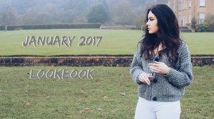 January Lookbook 2017 - YouTube