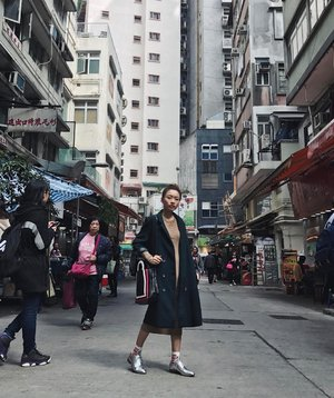 Roaming | Streets after streets #CTMonde2017 #hongkongbound #CTMondeHK #clozette #styleXstyle #ootd #lookbook #wiwt